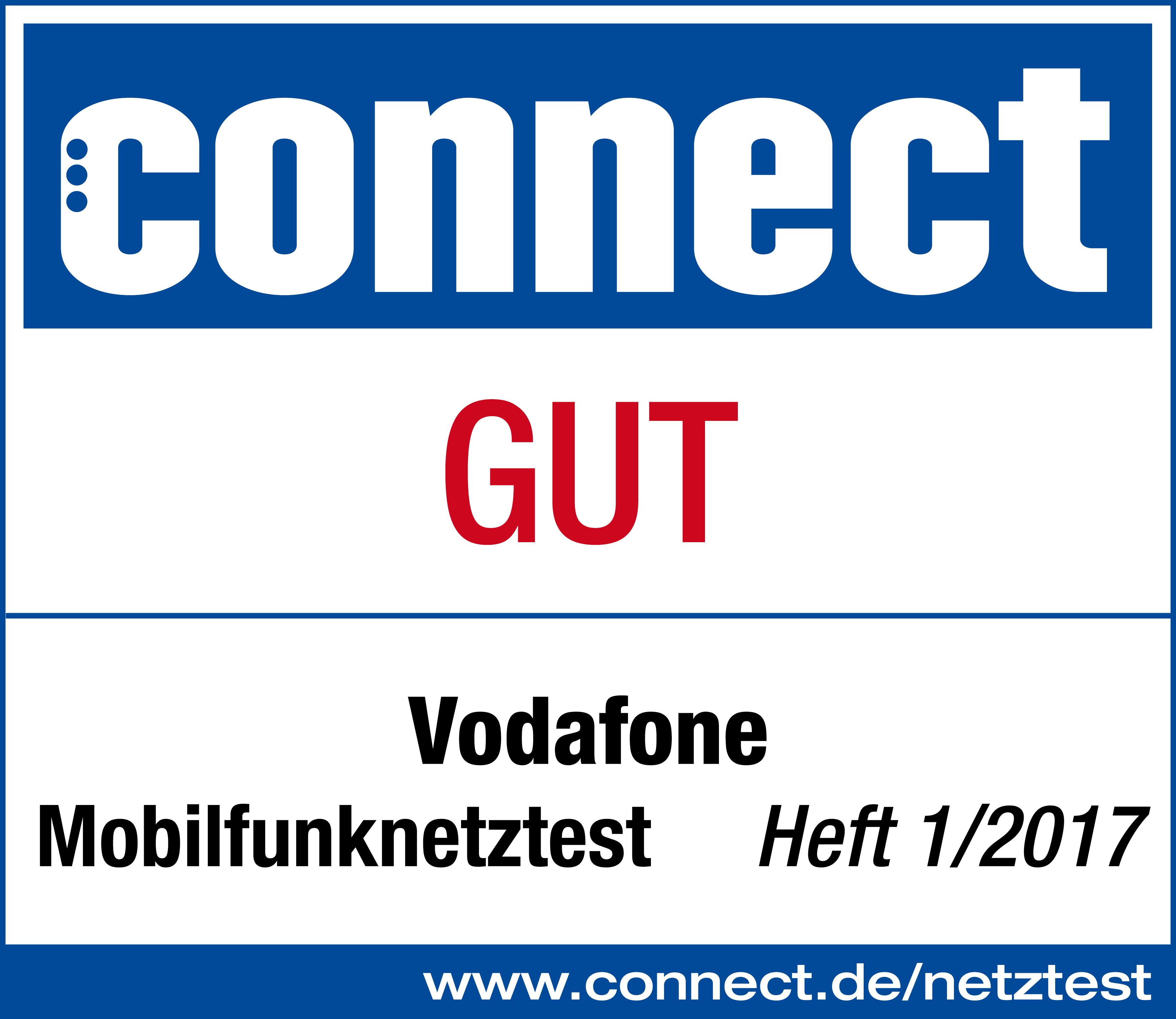 Connect - Mobilfunknetztest Gut