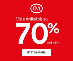 C&A скидка 20%